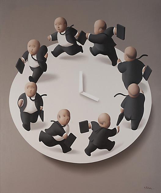 Against the Clock, 2010