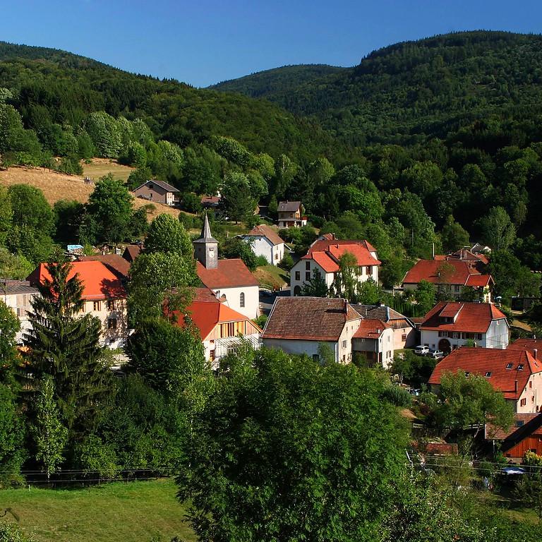 Alsace (vallée de la Bruche)