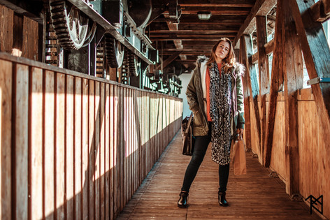 Bridge fashion