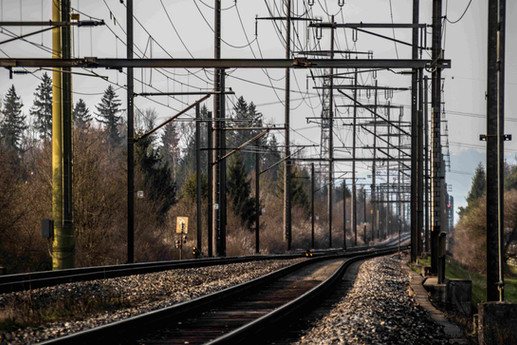 Railway to infinity