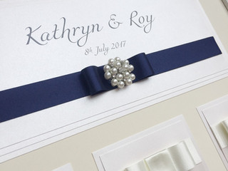 Wedding Stationery for Kathryn & Roy