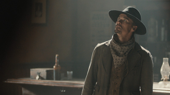 Short Film Wednesday - The Gunfighter