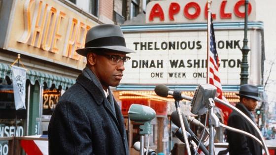 Canon Entry - Malcolm X (1992)