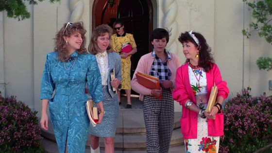 Horror Becomes Her - Sorority House Massacre (1986)
