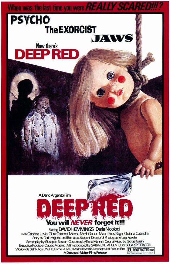 Theme Tuesday - Dario Argento - Deep Red