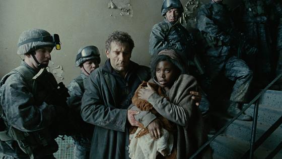 Canon Entry - Children of Men (2006)