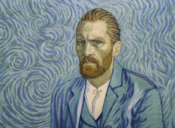 Theme Tuesday - Vincent Van Gogh - Loving Vincent (2017)