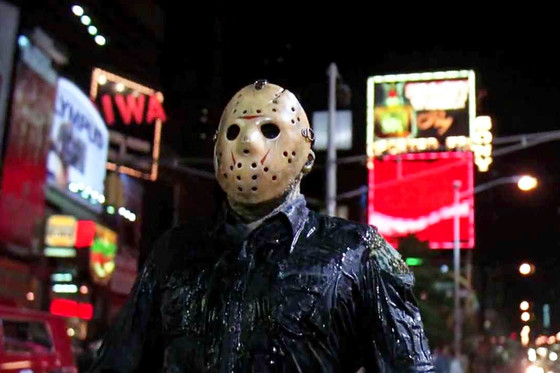A Nightmare from Friday to Halloween: Friday the 13th Part VIII: Jason Takes Manhattan (1989)