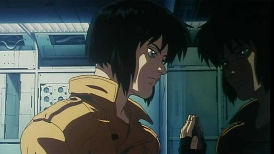 Canon Entry - Ghost in the Shell (1995)