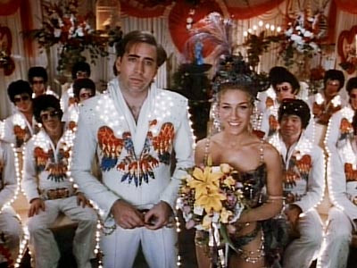Uncaged - Honeymoon in Vegas (1992) & Amos & Andrew (1993)
