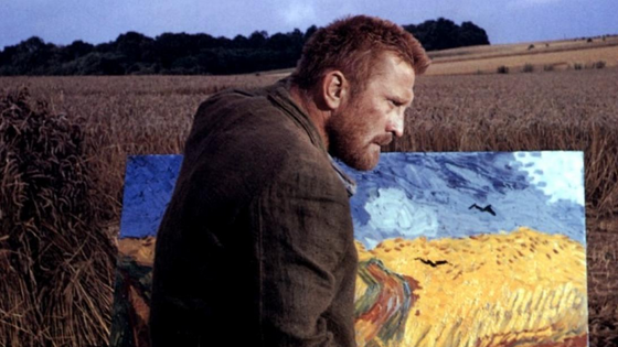 Theme Tuesday - Vincent Van Gogh - Lust for Life (1956)