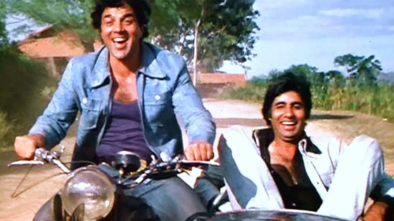 Canon Entry - Sholay (1975)