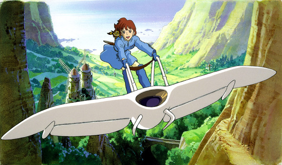 Canon Entry - Nausicaa of the Valley of the Wind (1984)