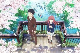 Theme Tuesday - A Silent Voice