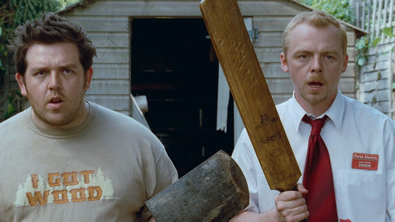 Canon Entry - Shaun of the Dead (2004)