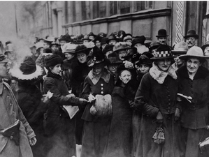 A century of change: mapping the feminist movement from the early 1900s until today