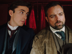 Germany in the UK weekly update: Vienna Blood broadcast on BBC