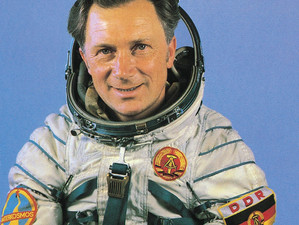 """""""Just like a dream"""": Remembering Sigmund Jähn, the first German in Space"""