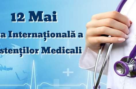 Laurențiu Nistor: La mulți ani cu ocazia Zilei Internaționale a Asistenților Medicali