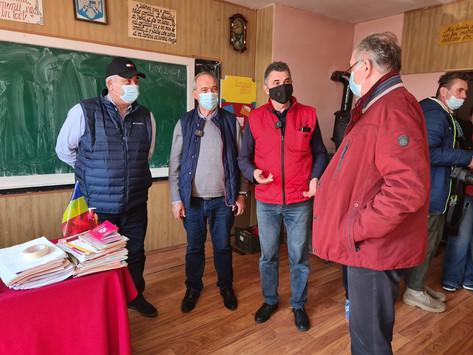 Premieră națională în județul Hunedoara