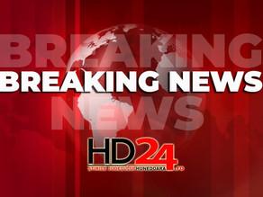 BREAKING NEWS: Mașină în flăcări pe o strada din Deva ( VIDEO )