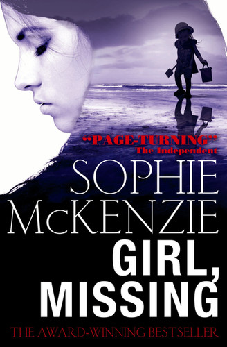Front cover of 'Girl, Missing' by Sophie McKenzie.