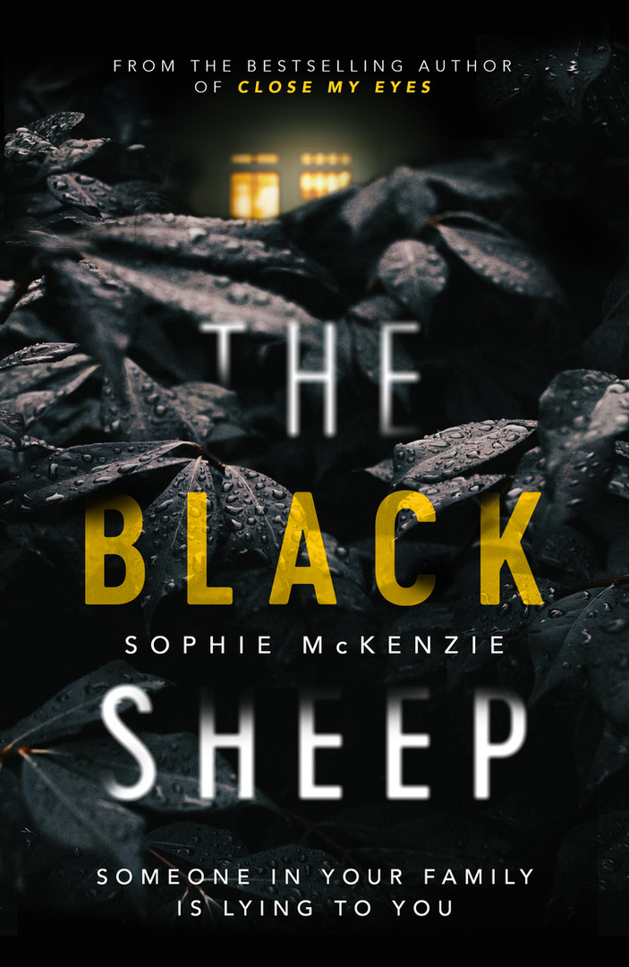 Front cover of 'The Black Sheep' by Sophie McKenzie