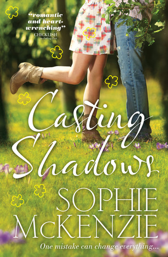 Front cover of 'Casting Shadows' by Sophie McKenzie.