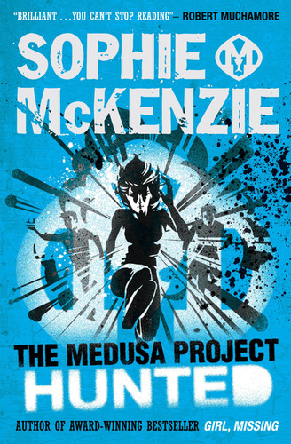 Front cover of 'Hunted' by Sophie McKenzie.