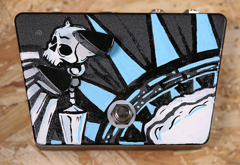 No. 3 'The Rage of the Tsar' Pedal