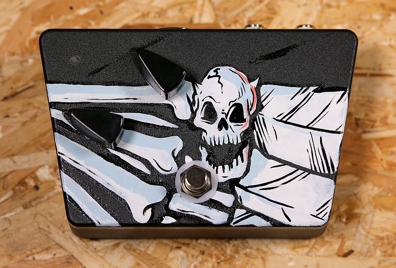 No. 5 'The Rage of the Tsar' Pedal