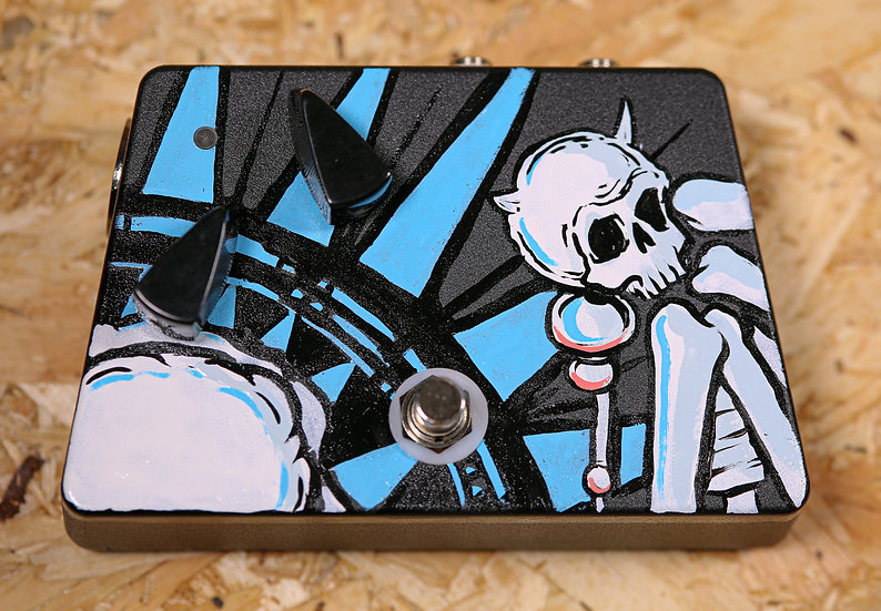 No. 4 'The Rage of the Tsar' Pedal