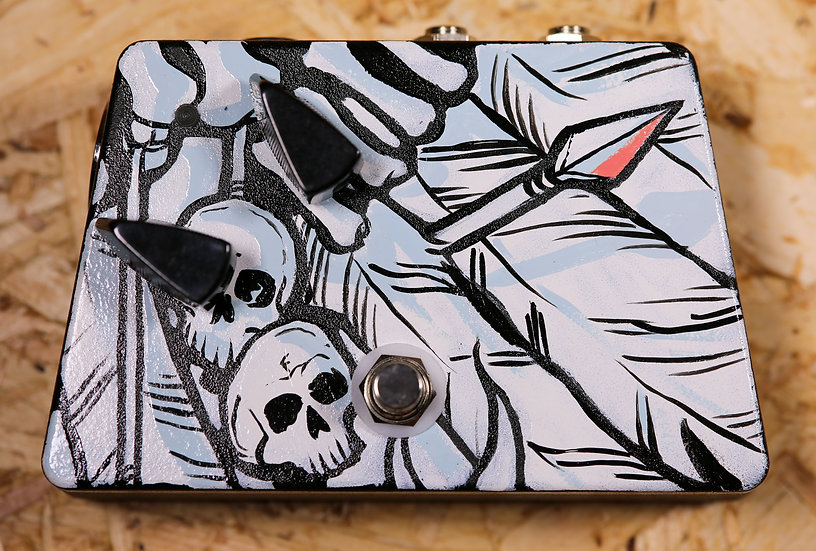 No. 11 'The Rage of the Tsar' Pedal
