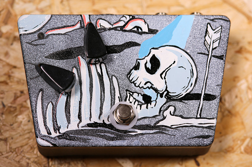 No. 36 'The Rage of the Tsar' Pedal