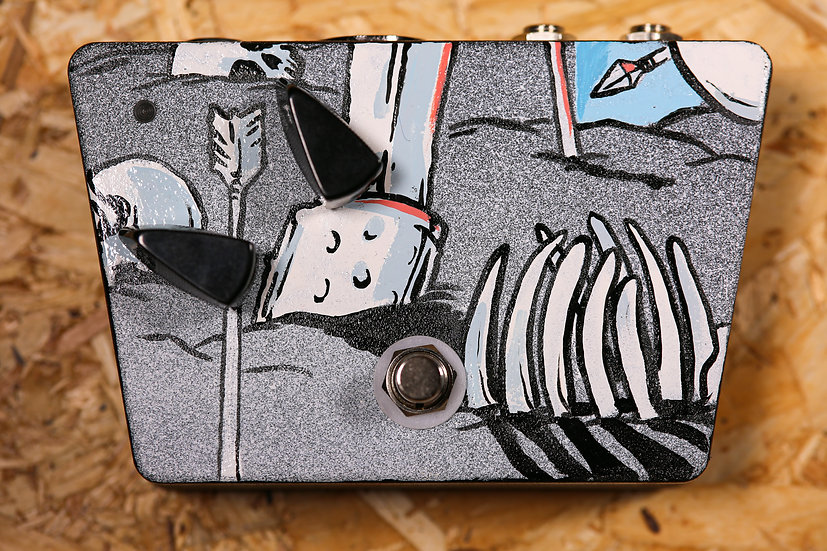 No. 34 'The Rage of the Tsar' Pedal