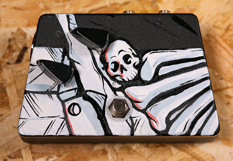 No. 2 'The Rage of the Tsar' Pedal