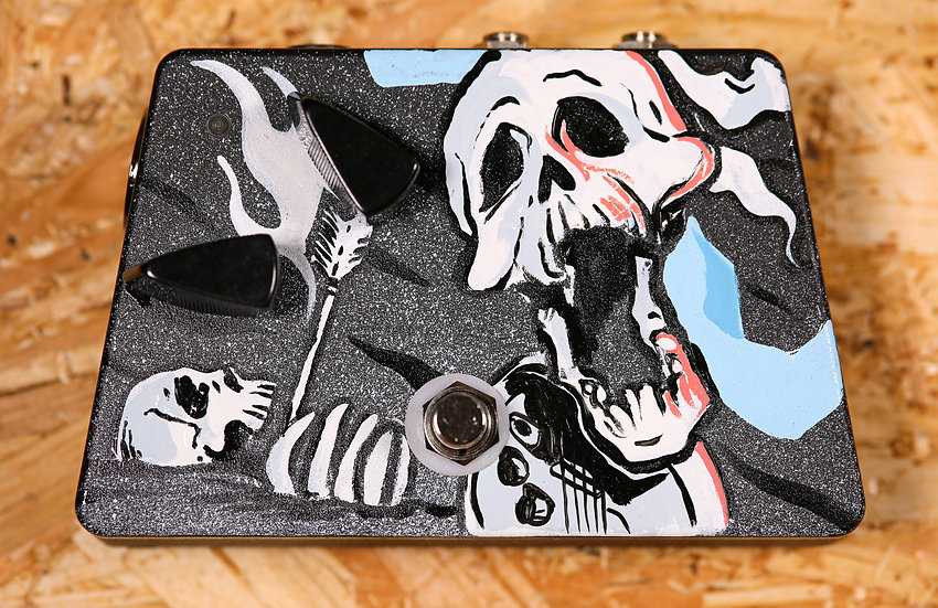 No. 19 'The Rage of the Tsar' Pedal