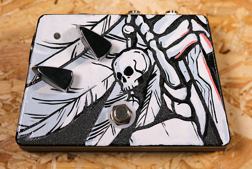 No. 14 'The Rage of the Tsar' Pedal