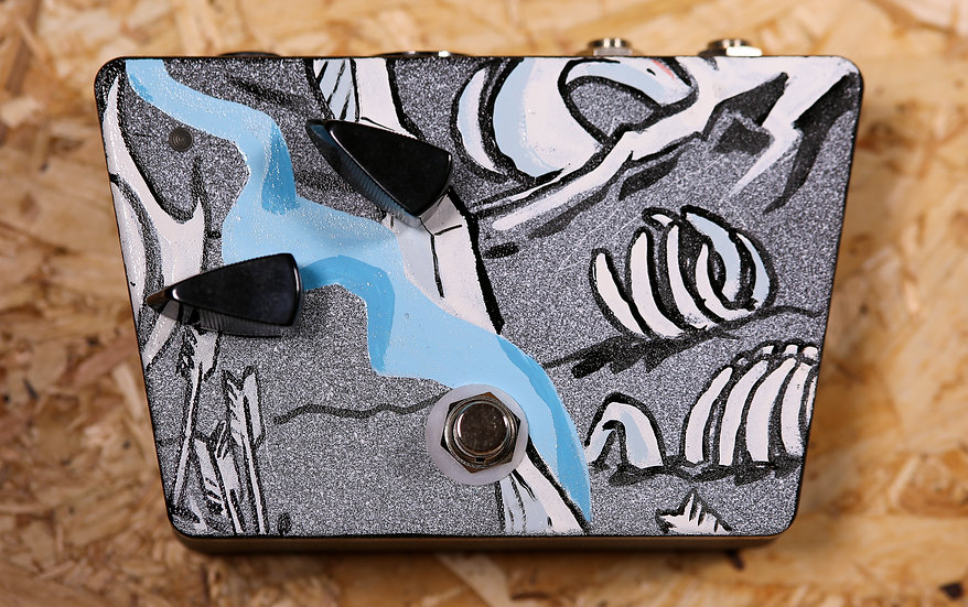 No. 27 'The Rage of the Tsar' Pedal