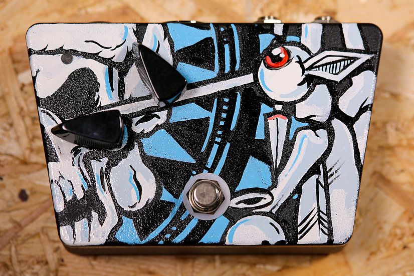 No. 10 'The Rage of the Tsar' Pedal