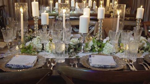 Table & Room Settings
