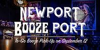 Newport Booze Port: To-Go Cocktail Sale