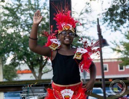 Tampa Bay Kiddies Carnival Band Launch 2
