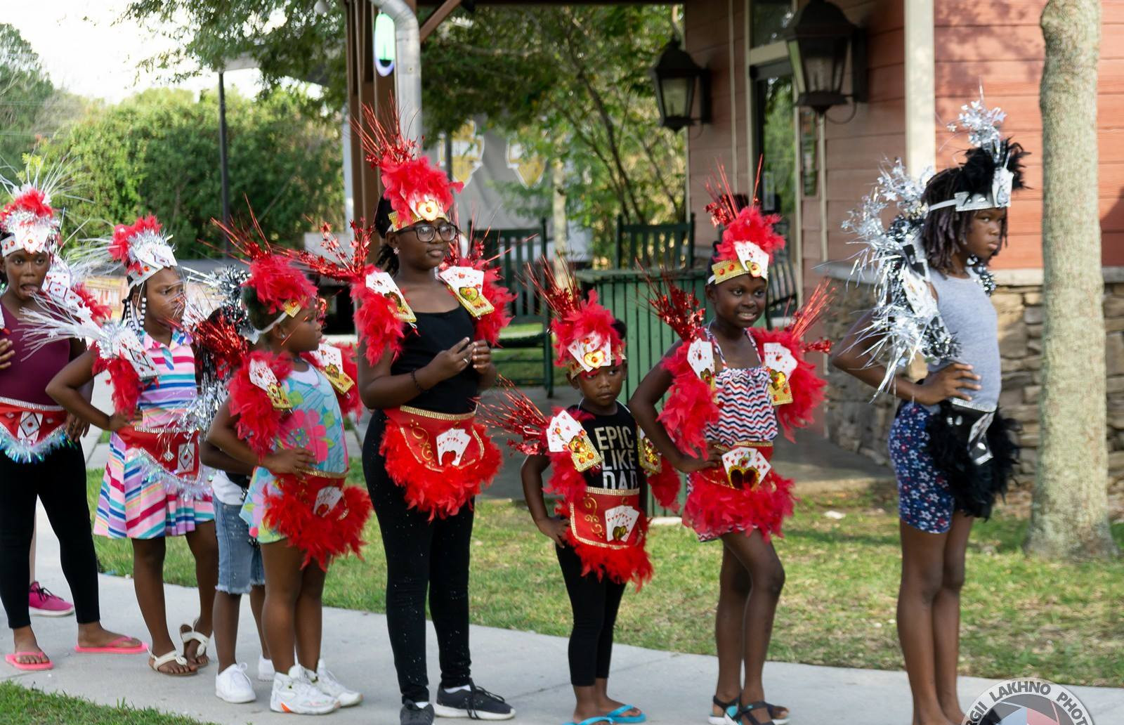 Tampa Bay Kiddies Carnival Band Launch 8