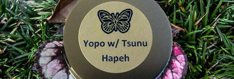 Yopo w/ Tsunu Hapeh 10 grams