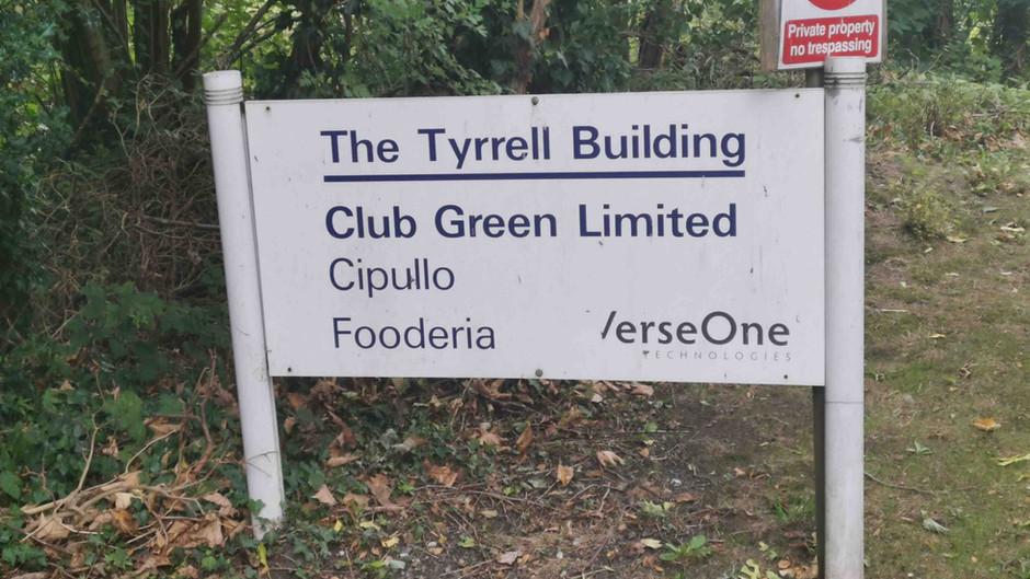 TRIP TO TYRRELL