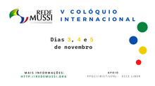 Edição de 2021 do Colóquio da Rede MUSSI acontece em novembro.