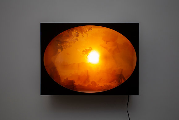 Daniel Juarez - Sin título / Untitled (Peter Wenzel)