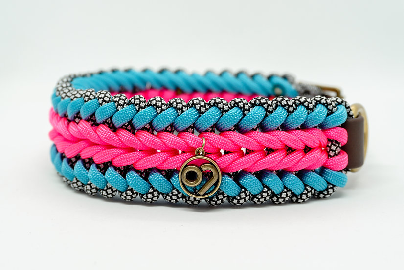 Turquoise Pink