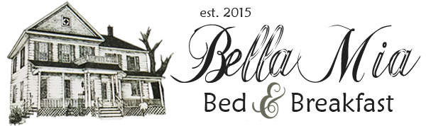 Bella Mia Bed and Breakfast logo.png